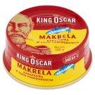 King Oscar Makrela kanapkowa w sosie pomidorowym 100 g