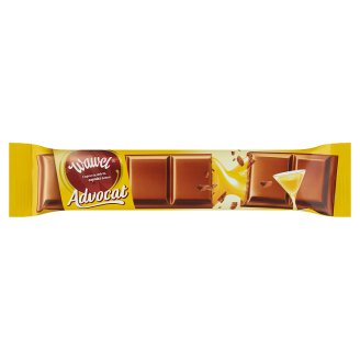 Wawel Advocat Milk Chocolate Bar with Advocaat Flavour Filling 47 g