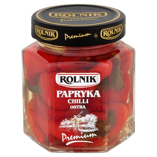 Rolnik Premium Papryka chilli ostra 300 g