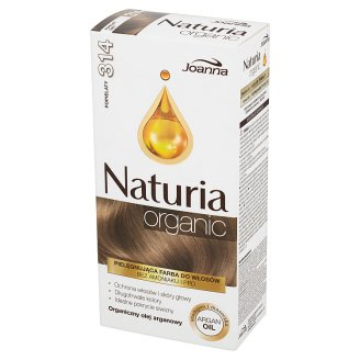 Joanna Naturia Organic Permanent Hair Color Cream 314 Grey