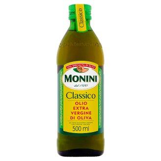 Monini Classico Oliwa z oliwek najwyższej jakości z pierwszego tłoczenia 500 ml