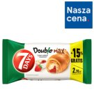 7 Days Doub!e Max Croissant with Vanilla Flavour Cream and Strawberry Filling 110 g
