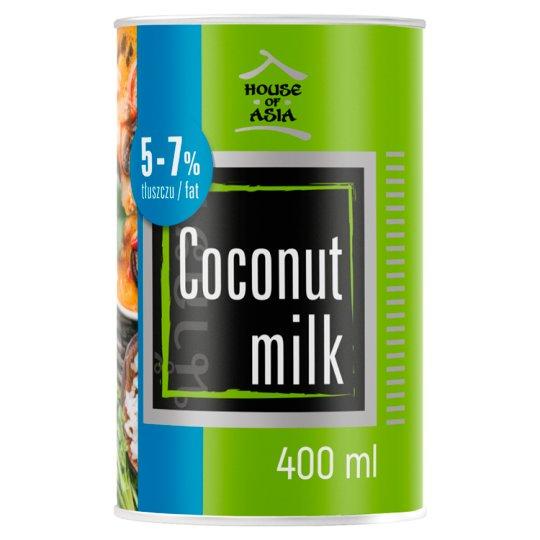 House of Asia Coconut Milk 400 ml