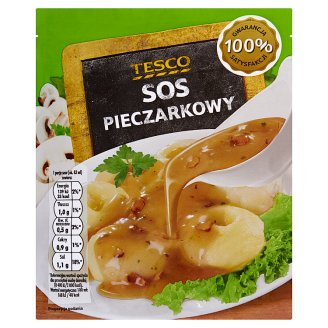 Tesco Mushroom Sauce 32 g