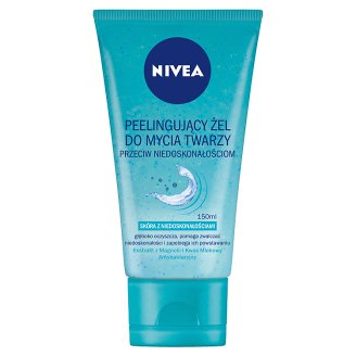 NIVEA Peelingujący żel do mycia twarzy przeciw niedoskonałościom 150 ml