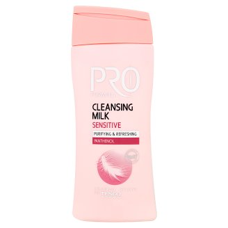 Tesco Pro Formula Sensitive Cleansing Milk 200 ml