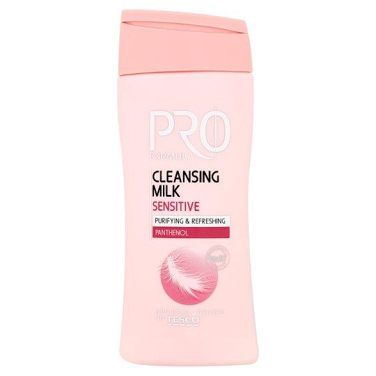Tesco Pro Formula Sensitive Cleansing Milk 200 ml