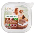 Tesco Pet Specialist Duck Vegetables and Liver Pate Food for Adult Dogs 300 g