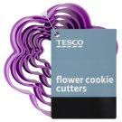 Tesco Flower Cookie Cutters