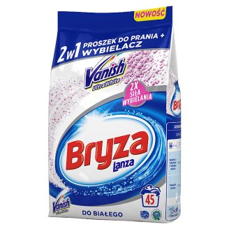 Bryza Vanish Ultra 2in1 for White Washing Powder and Stain Remover 3.375 kg (45 Washes)