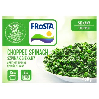 FRoSTA Chopped Spinach 450 g