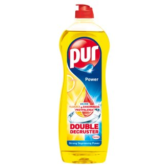 Pur Power Lemon Extra Dishwashing Liquid 900 ml