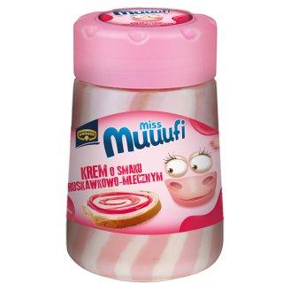 Krüger Mix Fix Cream o smaku truskawkowo-mlecznym 400 g