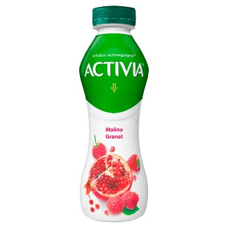 Danone Activia Raspberry and Pomegranate Yoghurt 300 g