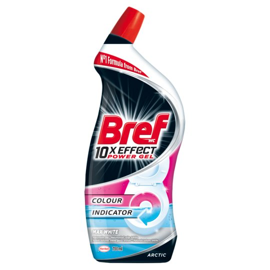 Bref WC 10xEffect Max White Power Gel 700 ml