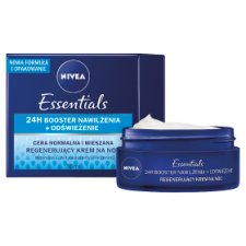 image 2 of NIVEA Essentials Normal and Mixed Skin Regenerating Night Cream 50 ml
