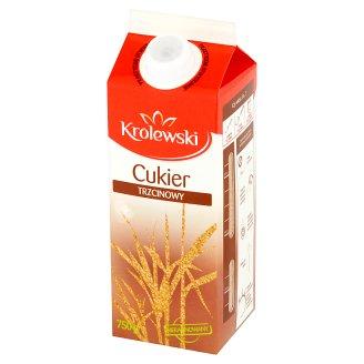 Cukier Królewski Cukier trzcinowy 750 g