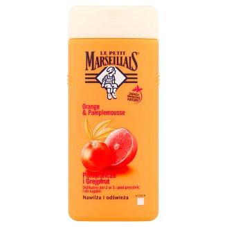 Le Petit Marseillais Orange and Grapefruit Gentle 2in1 Shower and Bath Gel 650 ml