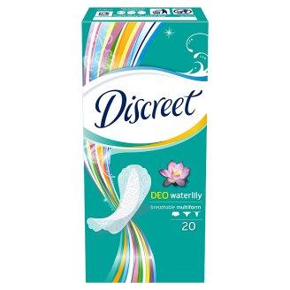 Discreet Waterlily Multiform Wkładki higieniczne 20 sztuk