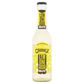 Qeency Mojito Lemonade Carbonated Drink 275 ml