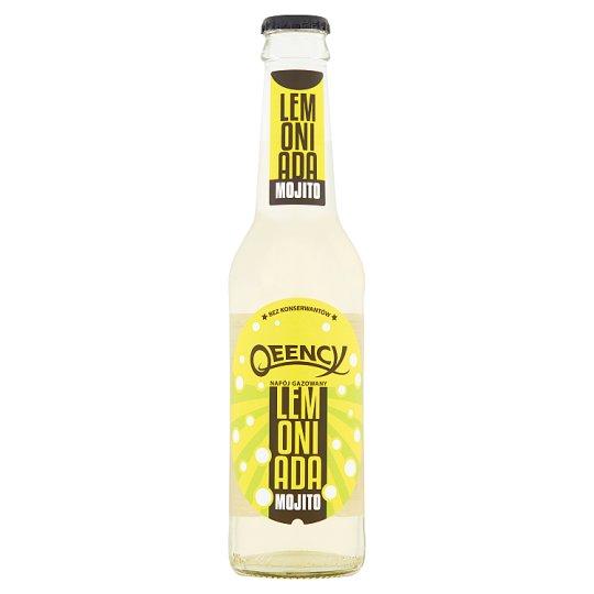 Qeency Napój gazowany lemoniada mojito 275 ml