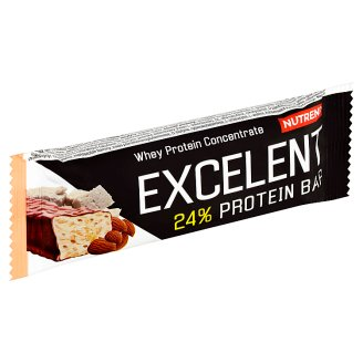 Nutrend Excelent Protein Bar Marzipan Flavour with Almonds 40 g