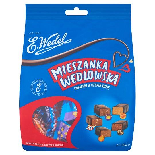 E. Wedel Mieszanka Wedlowska Dark Chocolate Covered Candies 356 g
