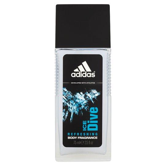 Adidas Ice Dive Odświeżający dezodorant z atomizerem dla mężczyzn 75 ml
