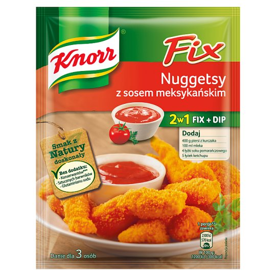 Knorr Fix Nuggets with Mexican Sauce 69 g
