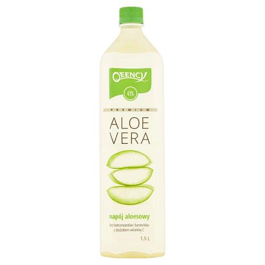 Qeency Premium Aloe Vera Napój aloesowy 1,5 l