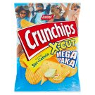 Crunchips X-Cut Cheese-Onion Flavour Riffled Potato Crisps 200 g