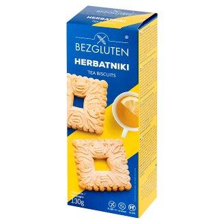 Bezgluten Tea Biscuits 130 g