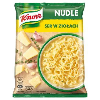 Knorr Nudle Cheese with Herbs Instant Noodles 61 g