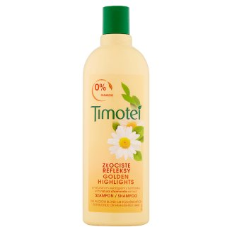 Timotei Golden Highlights Shampoo 400 ml