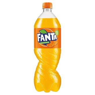 Fanta Pomarańczowa Napój gazowany 2 l