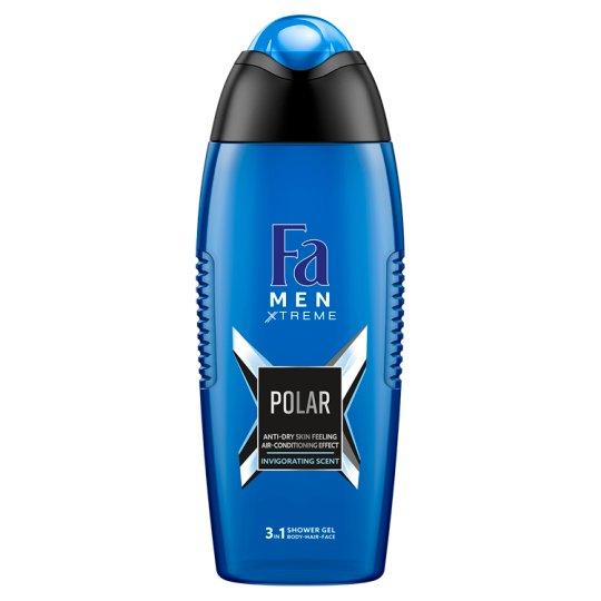 Fa Men Xtreme Polar Żel pod prysznic 400 ml