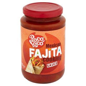 Poco Loco Sos pomidorowy do Fajita pikantny 430 g