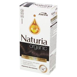 Joanna Naturia Organic Farba do włosów 339 kakaowy