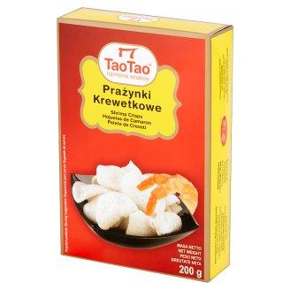 Tao Tao Shrimp Crisps 200 g