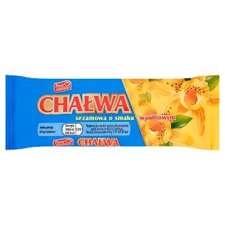 Twoje Ulubione Chałwa sezamowa o smaku waniliowym 50 g