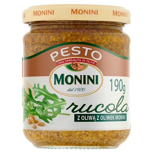 Monini Rucola Pesto Sauce 190 g