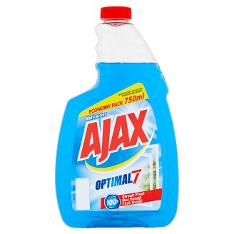Ajax Optimal 7 Multi Action Glass Cleaner 750 ml