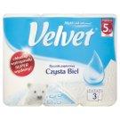 Velvet Czysta Biel Ręcznik papierowy 3 rolki