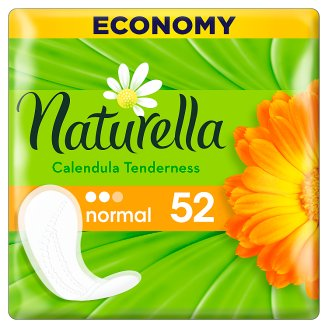 Naturella Normal Calendula Tenderness wkładki higieniczne x52
