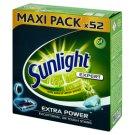 Sunlight Expert Extra Power Tabletki do zmywarki 910 g (52 sztuk)