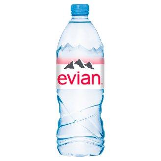 Evian Still Natural Mineral Water 1 L