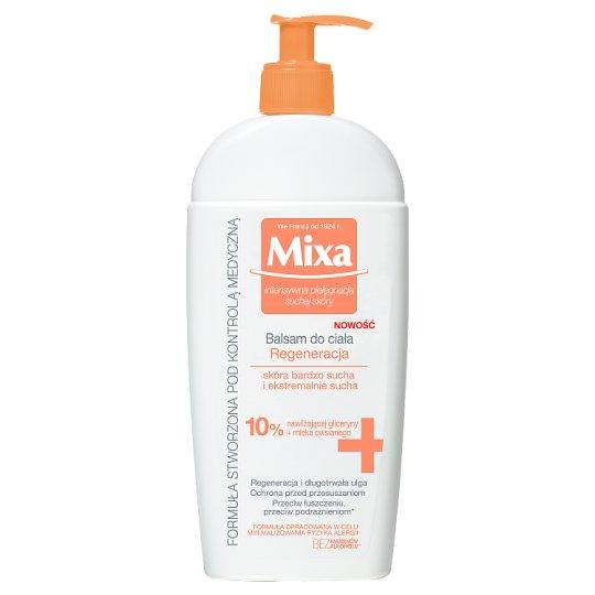 Mixa Regeneration Body Lotion 400 ml