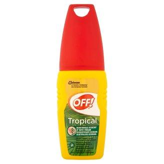 OFF! Tropical Atomizer Repelent przeciw komarom i kleszczom 100 ml