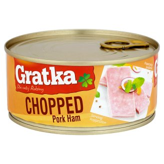 Gratka Chopped Pork Ham 300 g