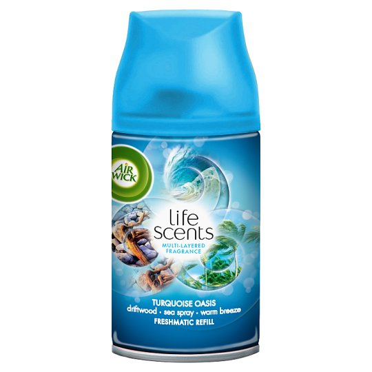 Air Wick Turquoise Oasis Freshmatic Refill 250 ml